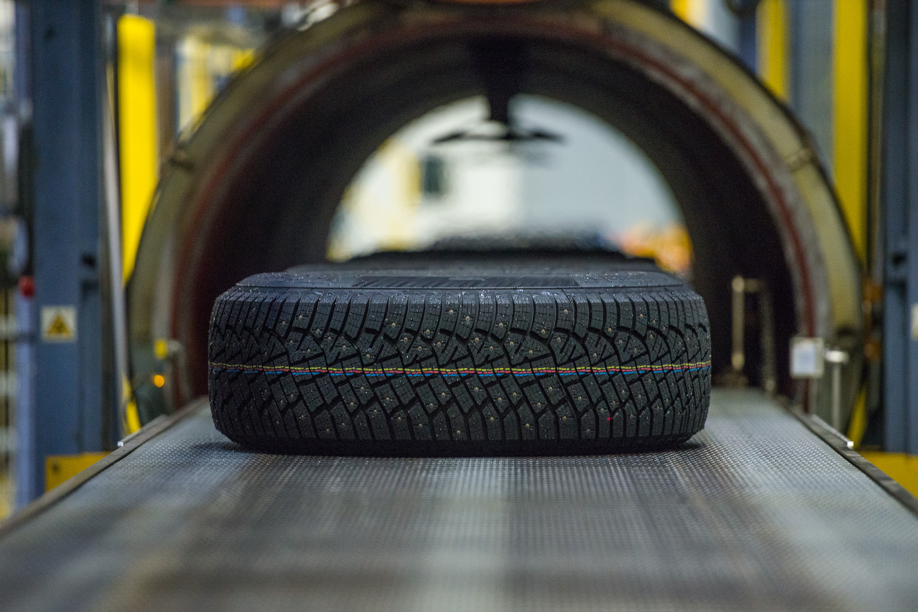 Tyre manufacturing plant business plan