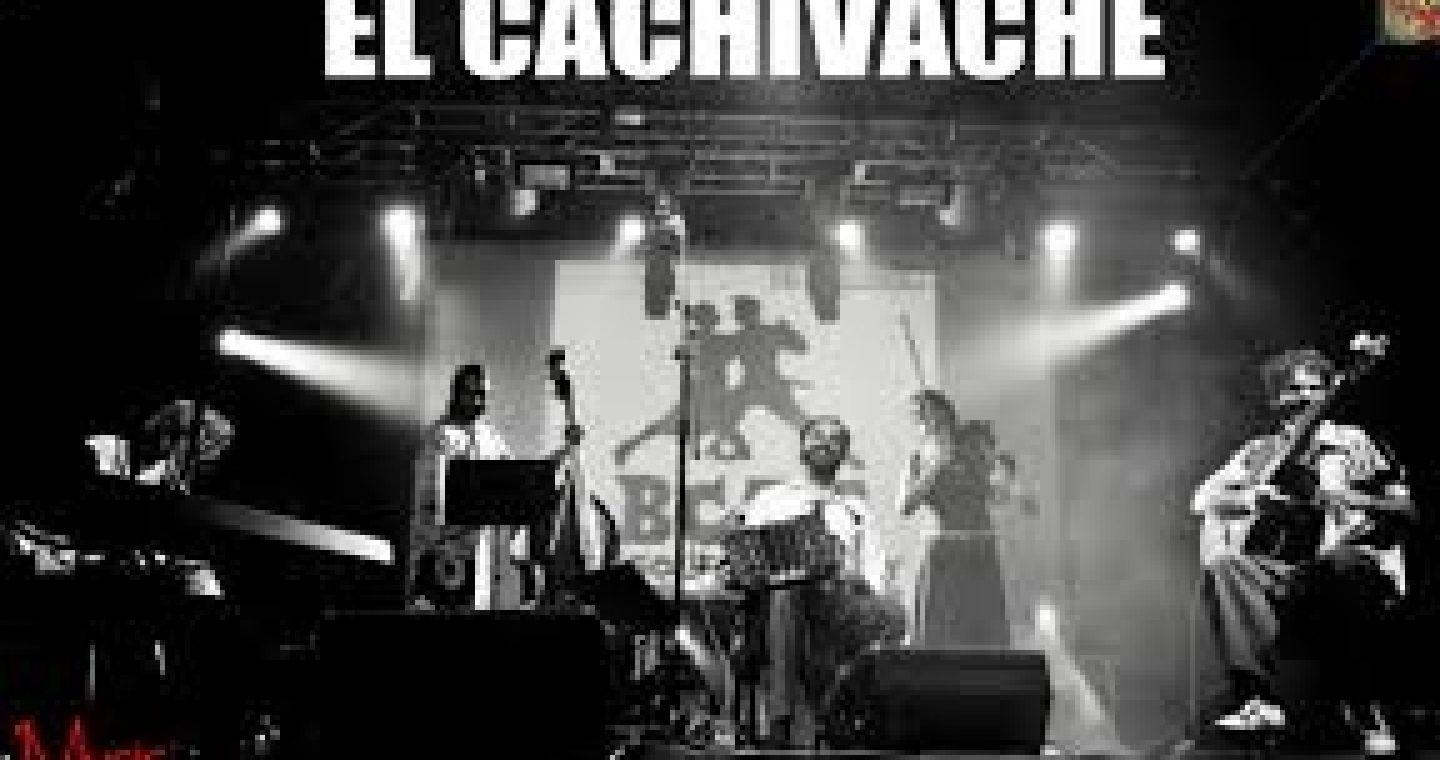 The quintet El Cachivache in Kaluga